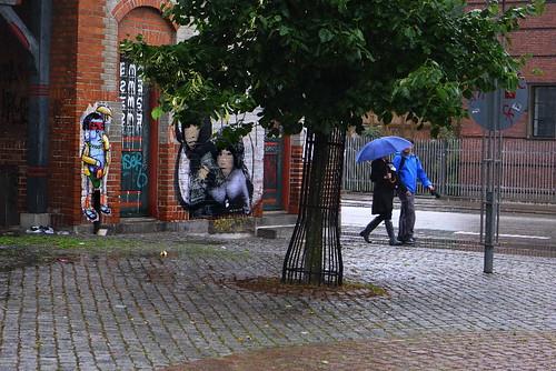 Sot & Icy + Cranio under Copenhagen rain...