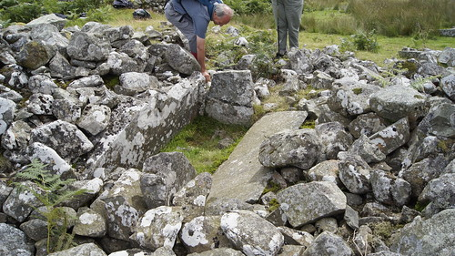 Chambered cairn