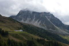 Le Toûno seen from Tignousa Photo