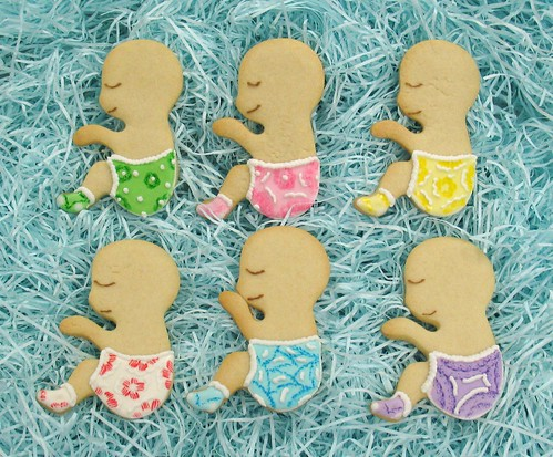 [Image from Flickr]:In the womb-cookies