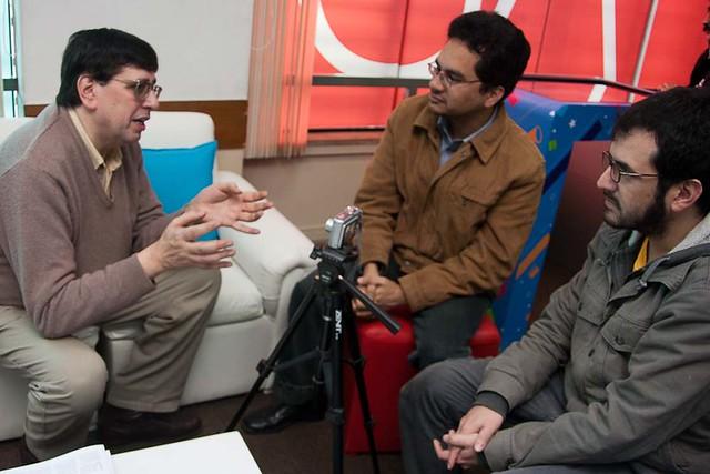 Entrevista a Jorge Jellinek