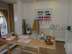 The Make Lounge - Craft Workshops (Venue 2 at 41½ Barnsbury Street)