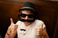 DSC_3004 (Yelp.com) Tags: ohio unitedstates cincinnati yelp mustache arnoldsbar