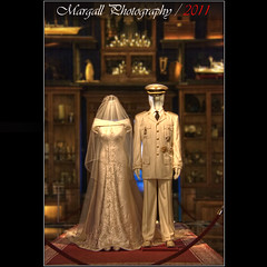 Prince Alberto e Charlene wedding dress - HDR (Margall photography) Tags: wedding museum photography dress entrance prince montecarlo monaco alberto marco charlene royale oceanographic galletto margall