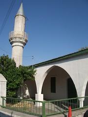 Hamidie Mosque (Terry Hassan) Tags: building architecture worship islam cyprus mosque cami islamic camii kbrs lefkara hamidiye     hamidie