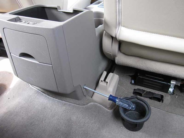 How To Install Emergency Hammer In Center Console