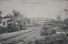 Spoorwegstation Koffiedjompo