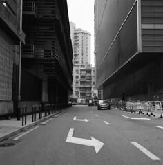 Macau 2011 (BckWht) Tags: rolleiflex macau 35e 澳門 fujineopan400 xenotar