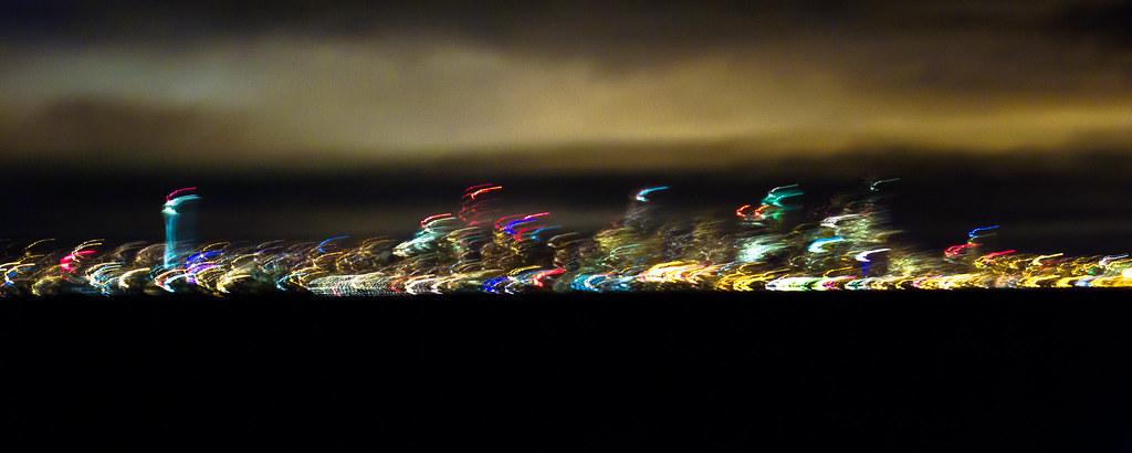 Blurry Seattle