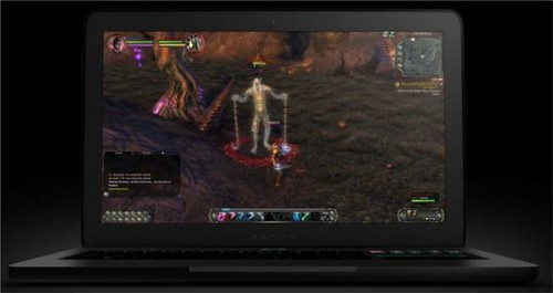 Razorblade gaming laptop