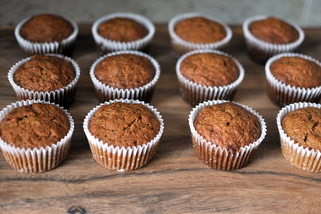 carrot-cake-agave-muffins