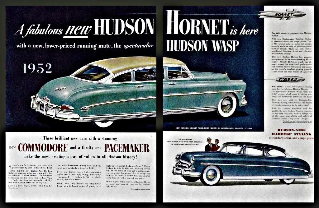 Hudson Hornet Spread