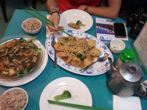 Sopar a Chinatown de San Francisco