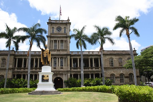 Honolulu Walking Tour