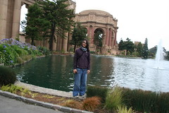 palace of fine arts (ansa on tour) Tags: sanfrancisco california usa sfo roadtrip palaceoffinearts 2011 2011august