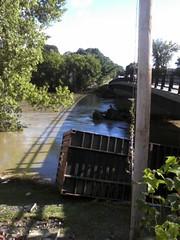 White River Flooded!