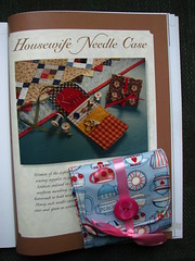 housewife needle case