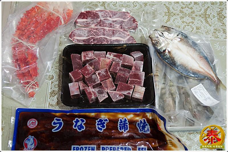 海鮮市集烤肉福箱