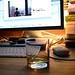 Whisky and Desk - Nikon D5100