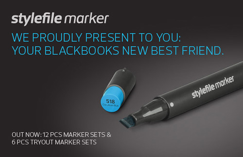 STYLEFILE GRAPHIC MARKERS