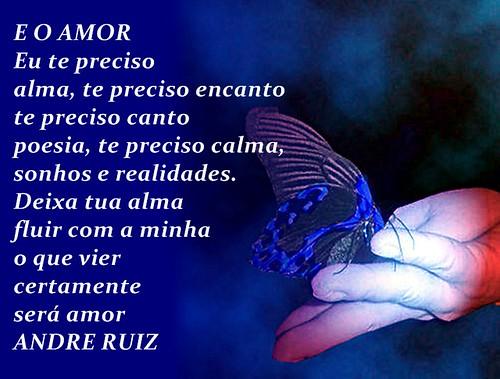 E O AMOR by ruizpoeta@me.com