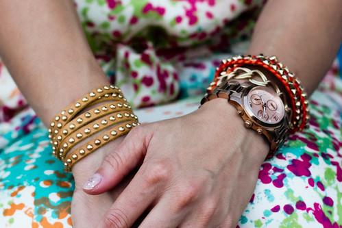 Forever 21 wrap bracelets