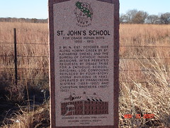 Exploring Oklahoma History: St. Johns School / Osage Indian Boys