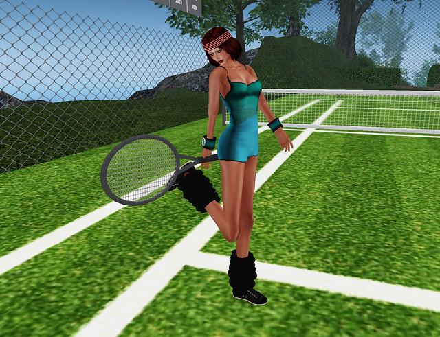 Tennis girl3
