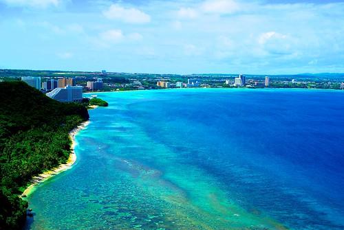 Blue Guam