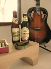 Guitar Pick Beer