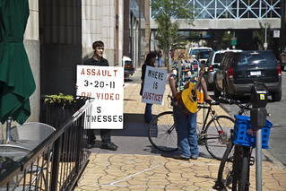 Polk County Prosecutor Protest (Des Moines, Iowa)