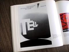 History of the Poster / Geschichte des Plakates / Histoire de L'affiche (AisleOne) Tags: vintage book graphicdesign swiss rare josefmüllerbrockmann internationaltypographicstyle graphicdesignbook abcverlag