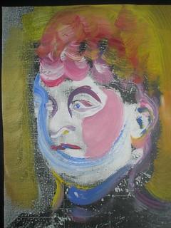 interpretazione del ritratto della benefattrice Faustina Foglieni