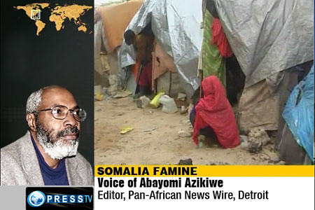 Abayomi Azikiwe, editor of the Pan-African News Wire, is a frequent guest commentator on various media outlets throughout the world. Azikiwe is also a broadcast journalist and hosts the Pan-African Journal blogtalk radio program. by Pan-African News Wire File Photos