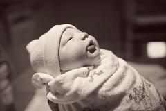 new baby (sarahecosta) Tags: blackandwhite babies child birth newborn vancouverwashington nikond700