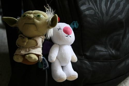 Yoda + Moogle