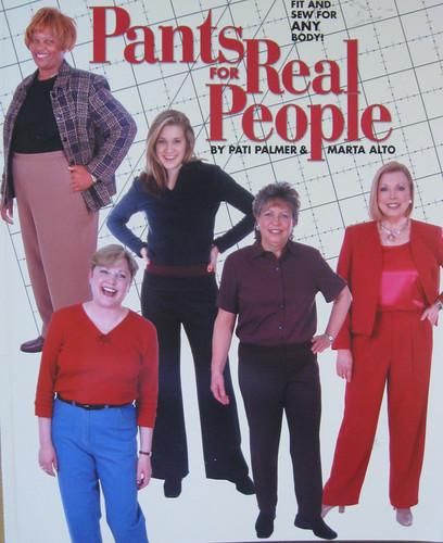 Pants book