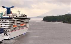 Cruise ship - Carnival Spirit (blmiers2) Tags: travel cruise alaska nikon ship cruiseship carnivalspirit d3100 blm18 blmiers2