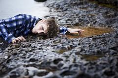 Storing Up Toxins (Rob Woodcox) Tags: life canada nature water beauty rock stone death lava emotion shore brucepeninsula tobermory brucepeninsulanationalpark toxins robwoodcox robwoodcoxphotography