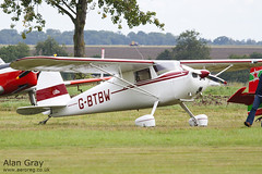 G-BTBW CESSNA 120 14220 - 110828 - Little Gransden - Alan Gray - IMG_0665