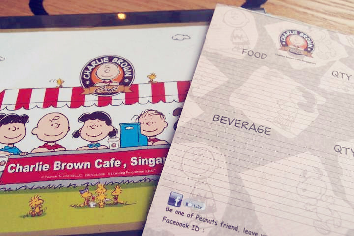 Charline Brown Cafe, Singapore