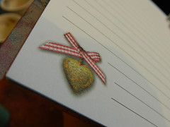 Accessorize notebook