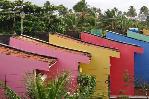 Casas e cores by pqueirozribeiro