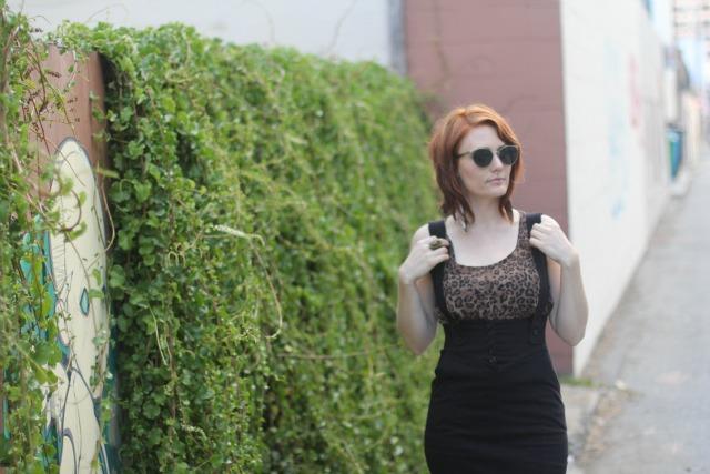urban alley dress