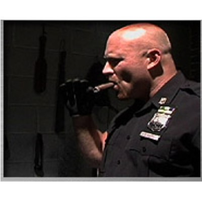 Cops who lick men
