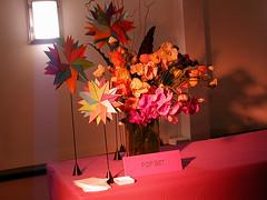 Origami création - Didier Boursin - Soirée ArjoWiggins (Pop'set)