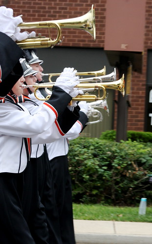 Trumpet Line Labor Day 2011