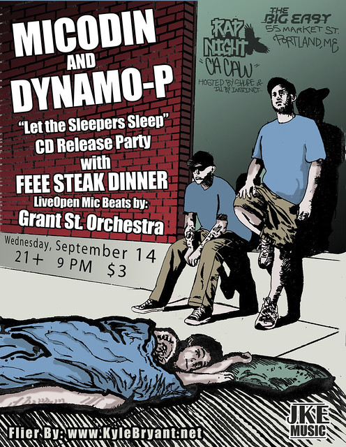 Dynamo Let the Sleepers
