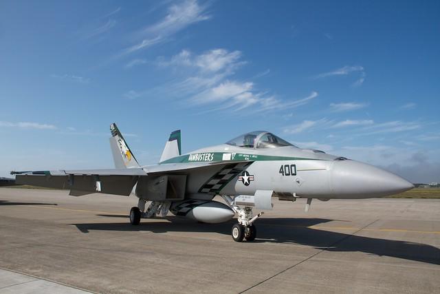 VFA-195 DAMBUSTERS F/A-18E