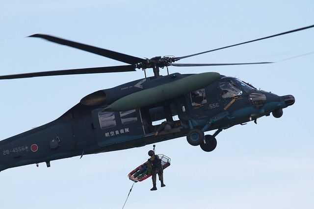 JASDF UH-60J